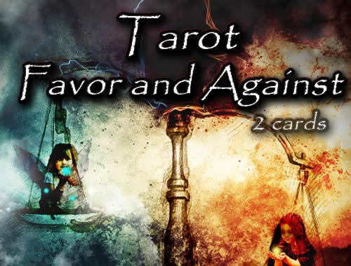 Tarot in Favor and Against