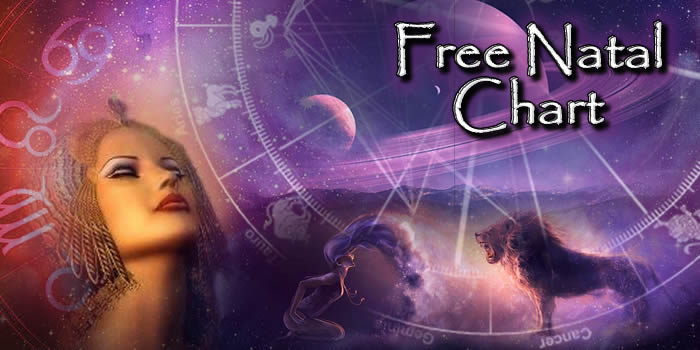 Free Natal Chart and Astrology Birth Chart Report