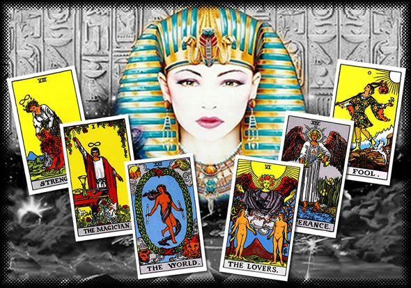 Tarot Cards - Psychic Revelation