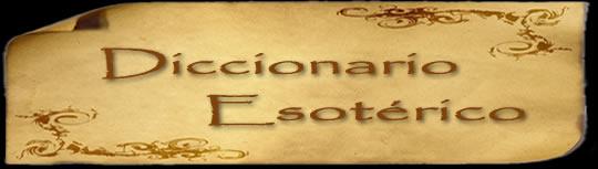 diccionario esoterico