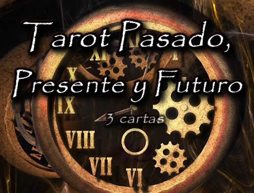 Tarot Past, Present and Future