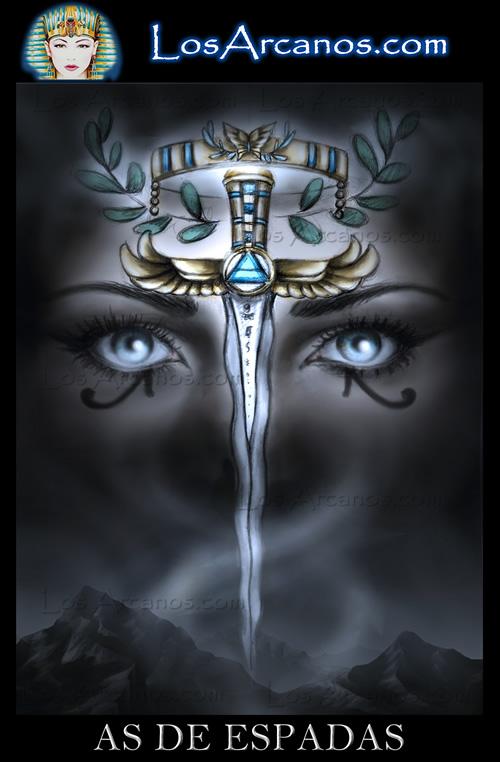 Tarot the Ace of Swords
