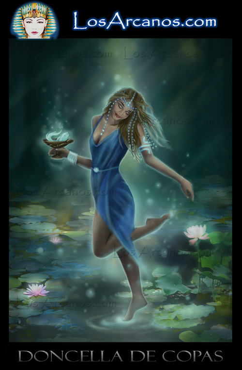 Tarot The Page of Cups