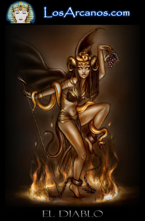Tarot The Devil
