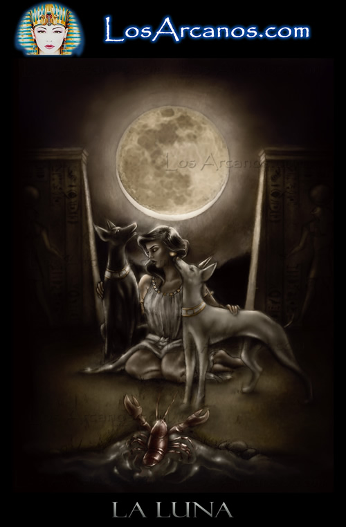 Tarot The Moon