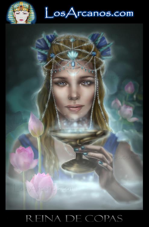 Tarot the Queen of Cups